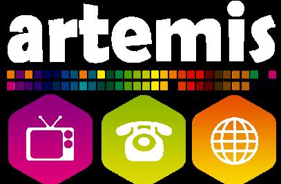 Artemis INTERNET, TV, VOLÁNÍ
